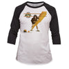 AC/DC High Voltage Album Cover Baseball Jersey T-Shirt-Cyberteez