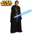 Star Wars Anakin Skywalker BLUE Jedi Knight Lightsaber