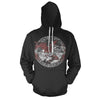 Black Sabbath US Tour 78 Pullover Hoody Sweatshirt-Cyberteez