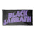 Black Sabbath Purple Logo Bath Pool Beach Towel