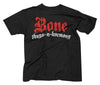 Bone Thugs N Harmony Logo Distressed T-Shirt-Cyberteez
