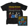 Cheap Trick World Tour 1978 T-Shirt-Cyberteez