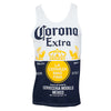 Corona Beer Label Men's Tank Top-Cyberteez