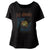 Def Leppard Pyromania Women's Wide Scoop Dolman T-Shirt
