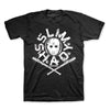 Eminem Slim Shady Mask T-Shirt-Cyberteez