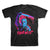 Friday The 13th Jason Voorhees Neon Swinging Machete T-Shirt