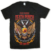 Five Finger Death Punch Eagle Punch Got Your Six T-Shirt-Cyberteez