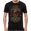 Five Finger Death Punch 101 Proof T-Shirt-Cyberteez