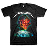 Metallica Hardwired To Self Destruct Album Cover T-Shirt-Cyberteez