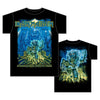 Iron Maiden Somewhere Back In Time Mummy T-Shirt-Cyberteez