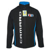 Chevy Camaro Composite Softshell Coat Jacket-Cyberteez