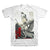 Texas Chainsaw Massacre Japanese Movie Poster White T-Shirt