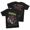 Judas Priest Defenders Of The Faith Jumbo Print T-Shirt-Cyberteez