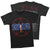 Rush 2112 Tour 1976 w/ Dates T-Shirt