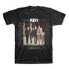 Kiss Dressed To Kill Album Cover T-Shirt-Cyberteez