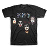 Kiss First Album Cover Self-Titled T-Shirt-Cyberteez