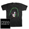 Kiss Peter Criss Solo Album Cover T-Shirt-Cyberteez