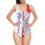 Budweiser Beer Logo Women's One Piece Swimsuit