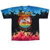 Led Zeppelin Icarus Tie Dye T-Shirt (S-6XL)-Cyberteez