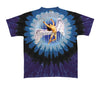 Led Zeppelin Swan Song Tie Dye T-Shirt-Cyberteez