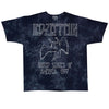 Led Zeppelin USA Tour 77 Tie Dye T-Shirt-Cyberteez