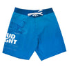 Bud Light Budweiser Beer Men's Board Shorts Swim Trunks-Cyberteez