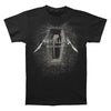 Metallica Death Magnetic Foil Logo T-Shirt-Cyberteez