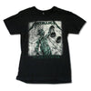 Metallica Green Logo And Justice For All T-Shirt-Cyberteez