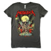Metallica Boris And Justice For All Scales Women's T-Shirt-Cyberteez