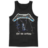 Metallica Ride The Lightning Men's Tank Top-Cyberteez