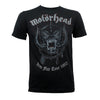Motorhead Iron Fist Tour 1982 T-Shirt-Cyberteez