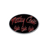 Motley Crue Girls Girls Girls Mini Lapel Pin Badge-Cyberteez