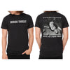 Minor Threat We're Just A Ian MacKaye Black T-Shirt-Cyberteez