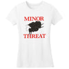 Minor Threat Black Sheep Out Of Step Juniors T-Shirt-Cyberteez