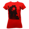 Minor Threat Ian MacKaye Red Album Juniors T-Shirt-Cyberteez