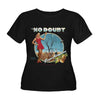No Doubt Tragic Kingdom Anaheim Women's T-Shirt-Cyberteez