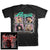 Poison Flesh And Blood World Tour 90-91 T-Shirt