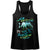 Poison Open Up And Say Ahh! '88 Tour Women's Racerback Tank Top