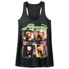 Poison Look What The Cat Dragged In Women's Racerback Tank Top-Cyberteez