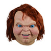 Childs Play Evil Chucky Men's Costume Mask-Cyberteez