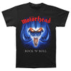 Motorhead Rock N Roll Album Cover T-Shirt-Cyberteez