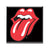 Rolling Stones Classic Tongue Logo Fridge Magnet