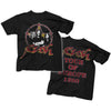 Rush Tour Of Europe 1980 T-Shirt-Cyberteez