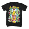 Sublime 40 Oz Bottle Black T-Shirt-Cyberteez