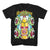 Sublime 40 Oz Bottle Black T-Shirt