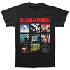 Scorpions Album Covers Blackout First Sting Lovedrive T-Shirt-Cyberteez