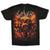 Slayer Crosses Skull T-Shirt