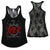 Slayer Eagle Lace Racer Back Women's Tank Top