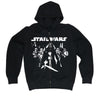 Star Wars Kylo Ren Stormtroopers Force Awakens Zip Hoody Sweatshirt-Cyberteez
