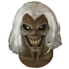 Iron Maiden Killers Eddie Latex Costume Overhead Mask w/ Hair-Cyberteez